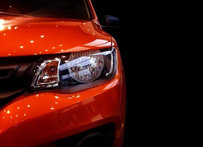 LED svetlomety pre automobily